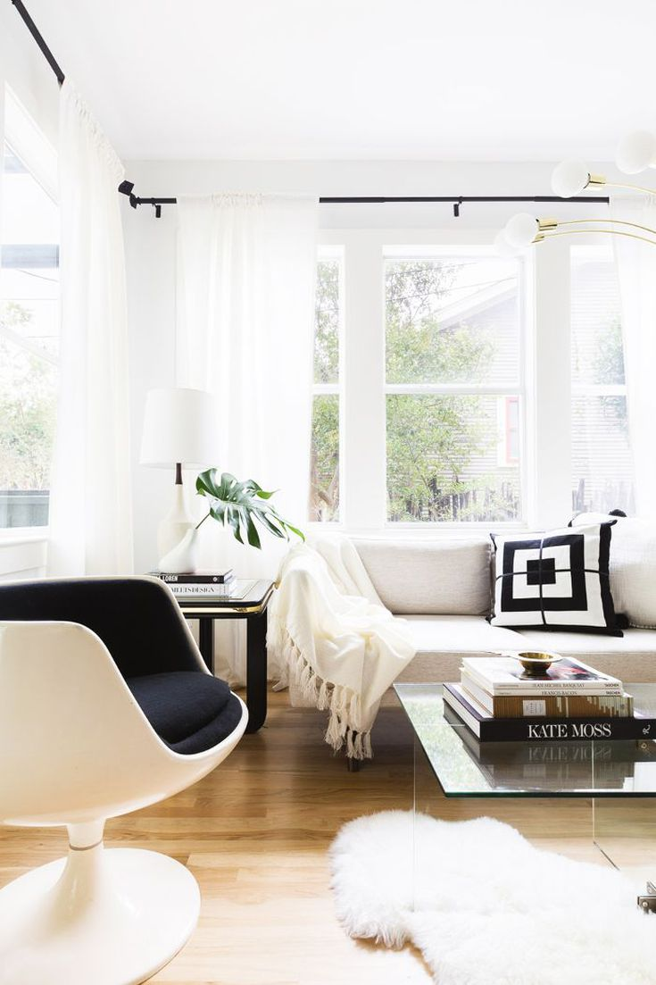 9 Minimalist Living Rooms For Lovers Of Streamlined Design