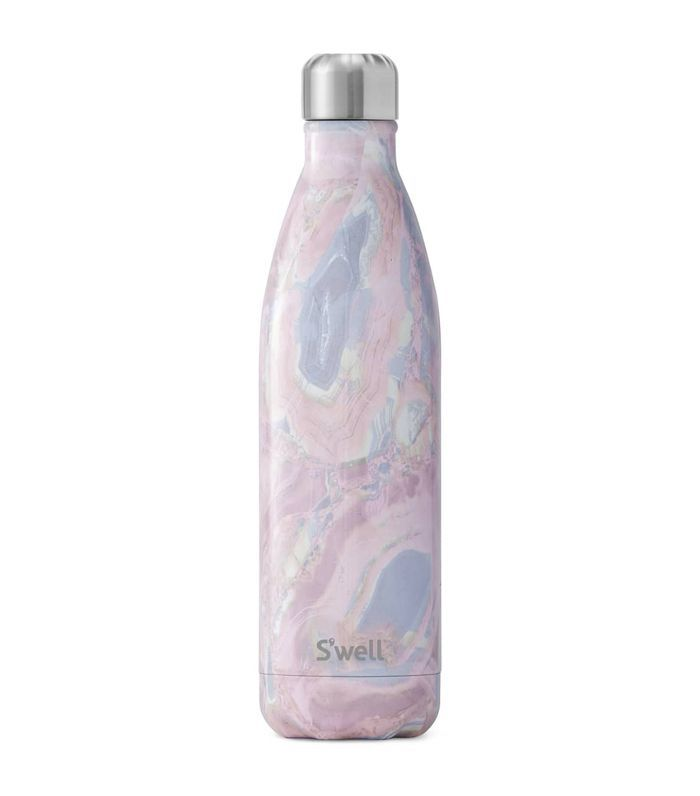 S'Well Geode Rose Insulated Stainless Steel Water Bottle