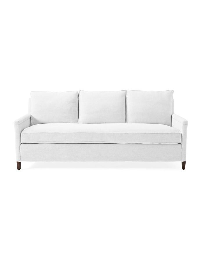 Spruce Street 3-Seat Sofa with Bench Seat