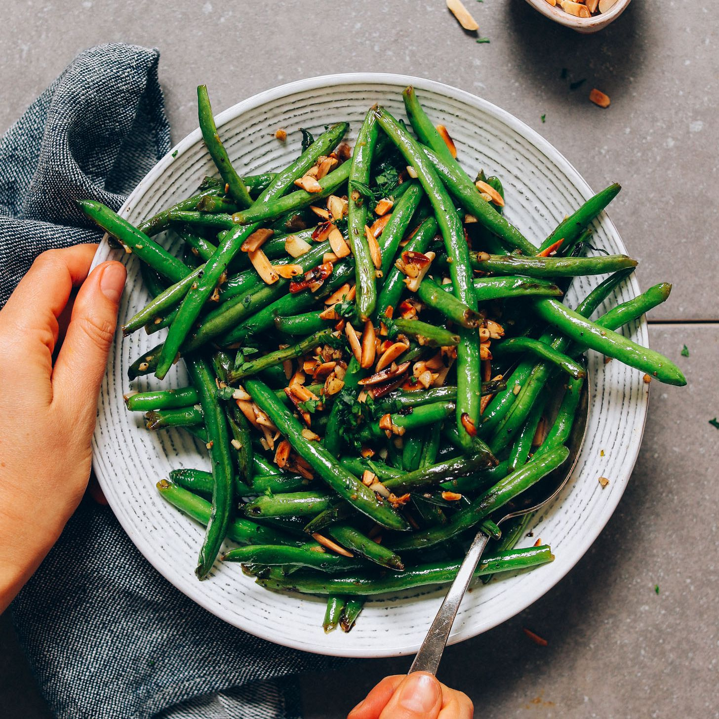 This is How to Cook Frozen Green Beans So They Actually Taste Good