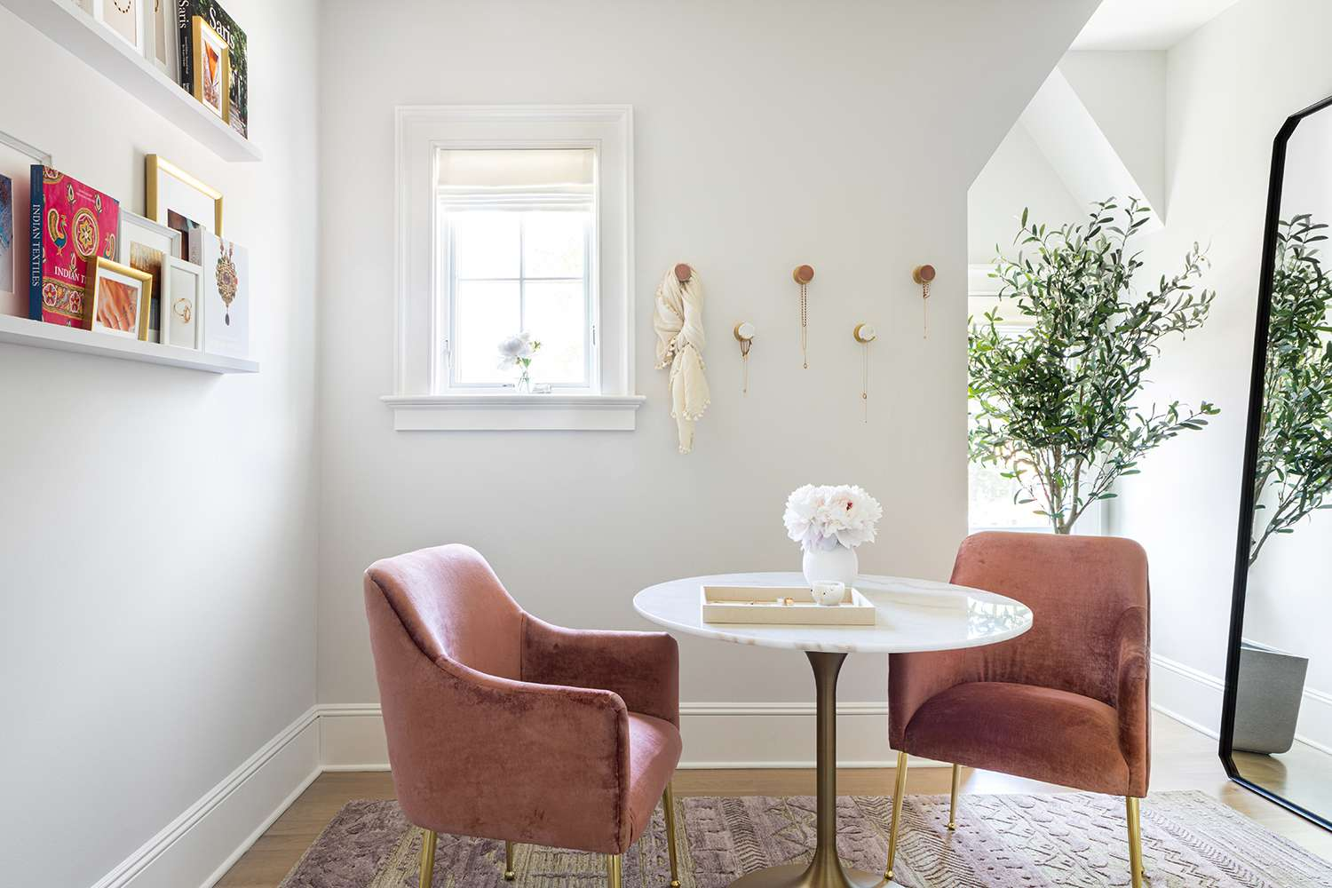 new jersey home tour - home office