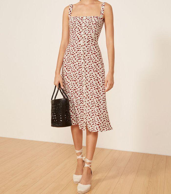 Persimmon Dress