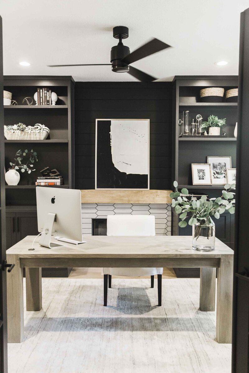 30 Modern Home Office Ideas That Will Help You Enjoy Working From Home