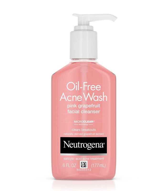 best drugstore face washes