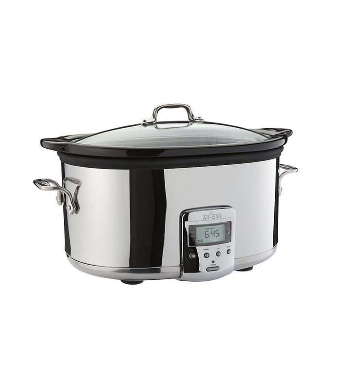 ® 6.5 qt. Slow Cooker - Crate and Barrel