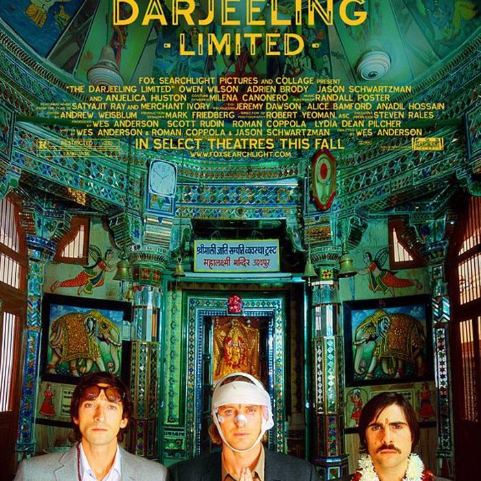 Decoración inspirada en Wes Anderson - The Darjeeling Limited