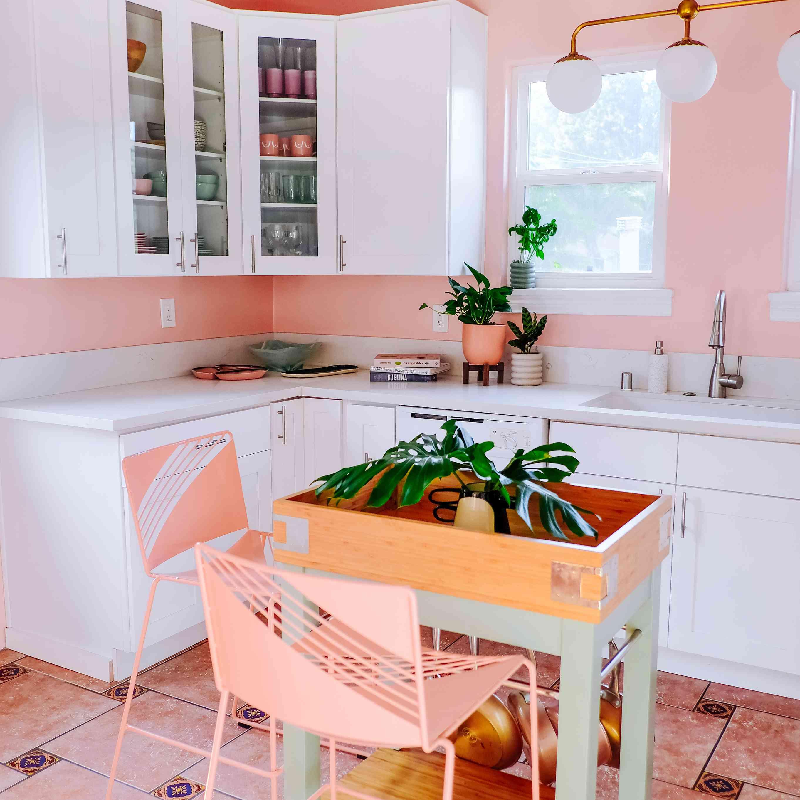 best pink marble design ideas