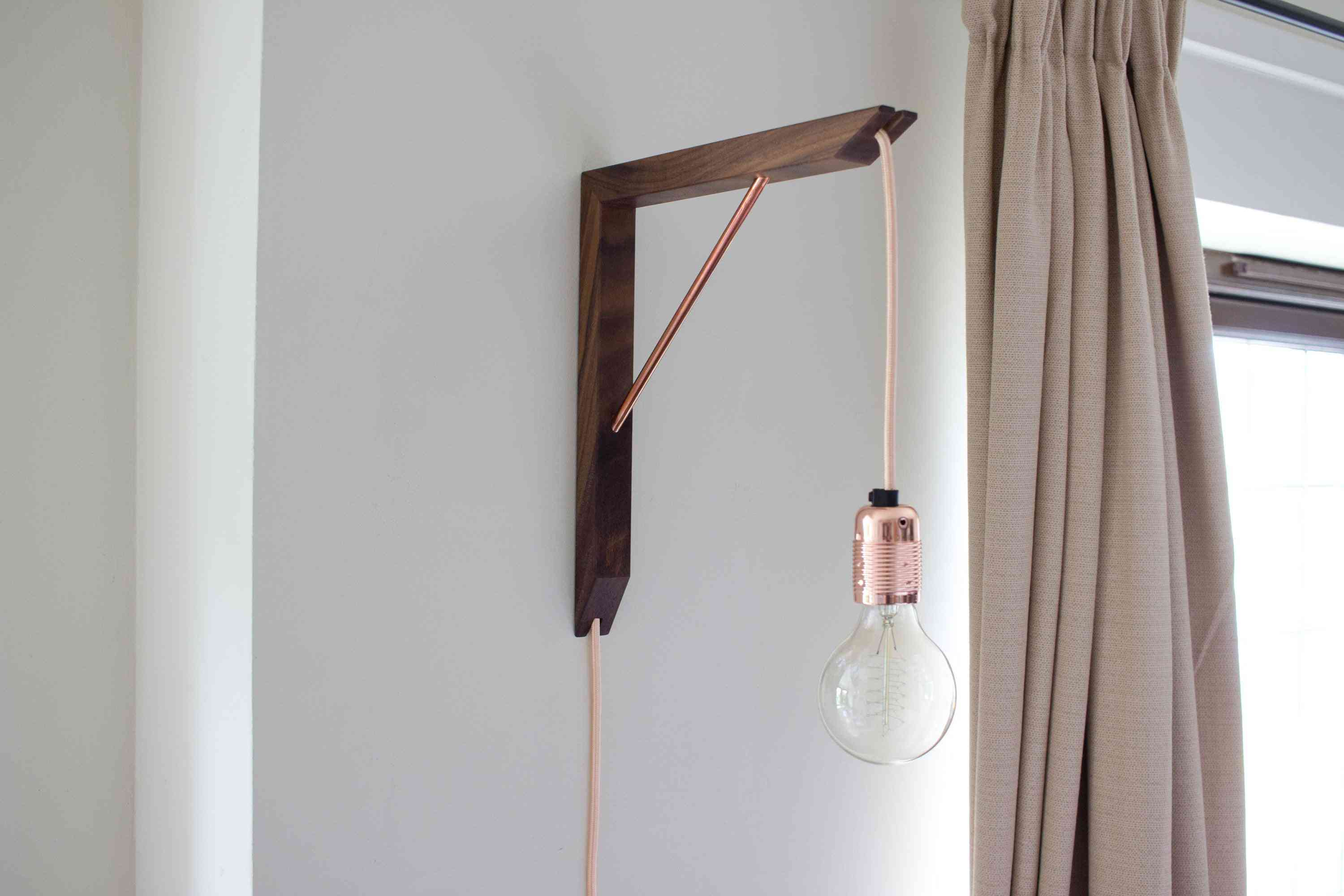 Lighting Bracket & Pendant Light