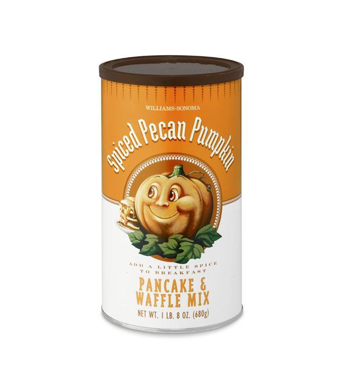 Williams-Sonoma Spiced Pecan Pumpkin Pancake & Waffle Mix