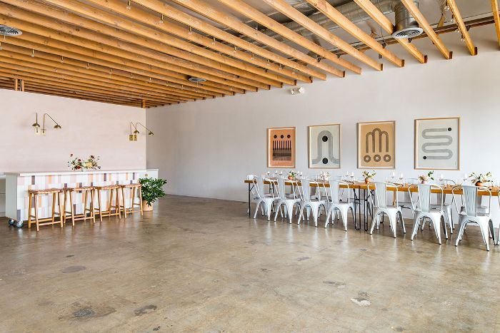 100 layer cake—wedding event space
