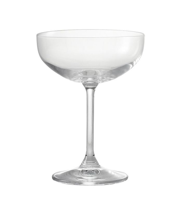 CB2 Marie Coupe Cocktail Glass