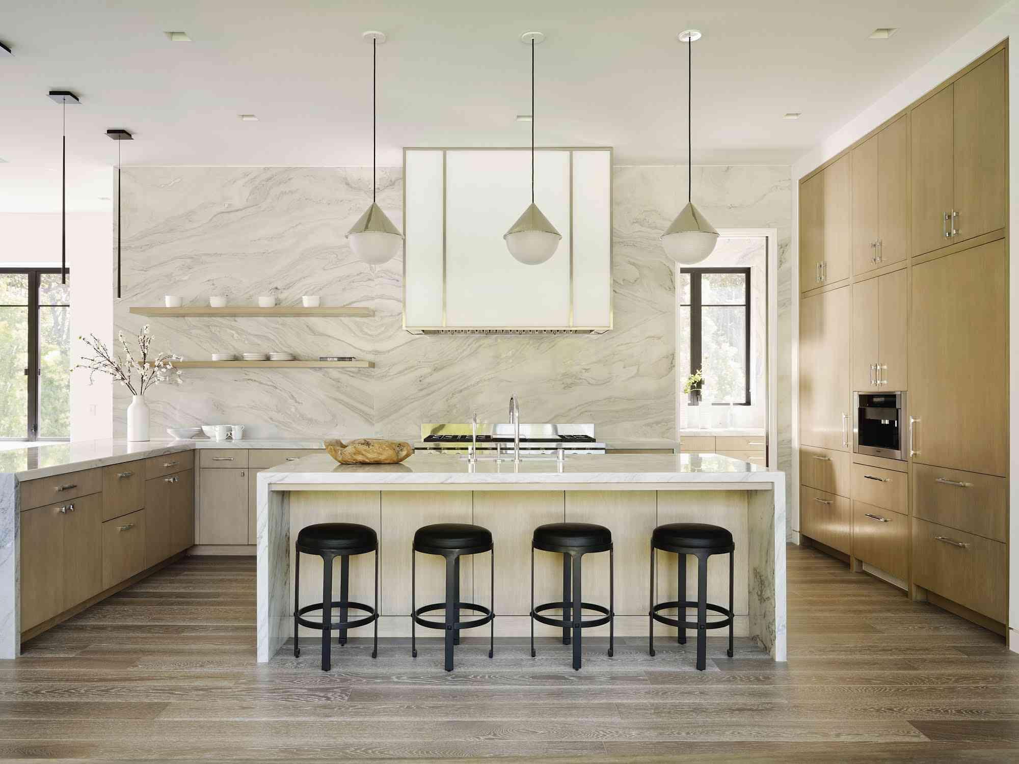 21 Beautiful Modern Kitchen Du00e9cor And Design Ideas