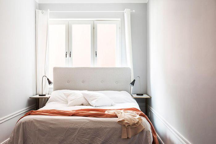 Small-Space Scandinavian Design—Bedroom