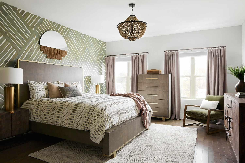 townhouse bedroom