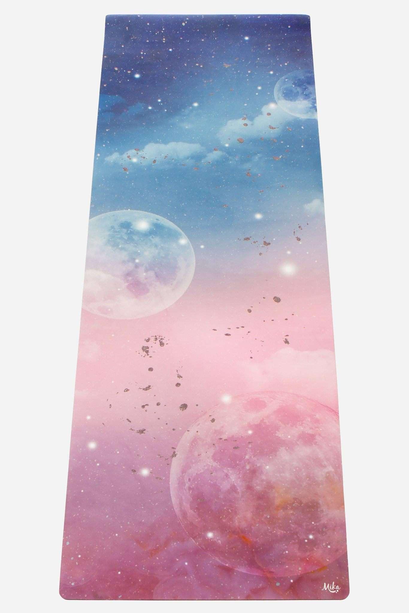 Mika Yoga Wear Lunar Sky Yoga Mat