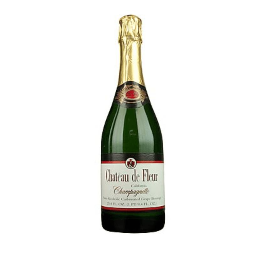 non alcoholic champagne