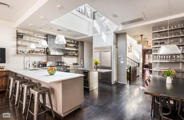 Gwyneth Paltrow S Former Tribeca Apartment Brown Harris Stevens