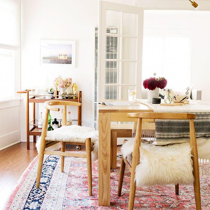 Monica Wang dining room
