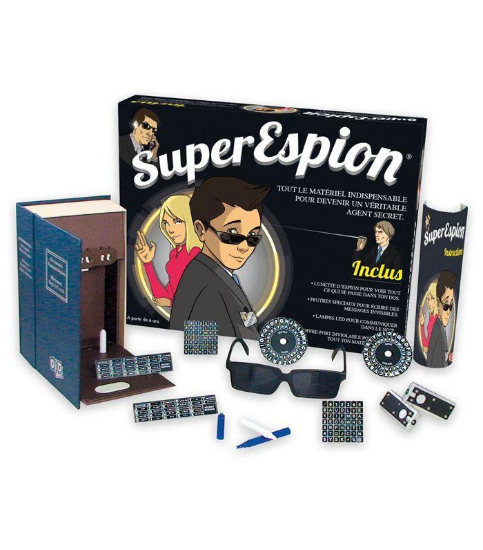 Old Magic Super Spy Set