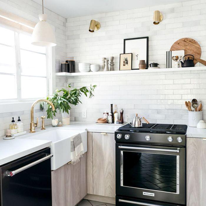 Step Inside a Designer\'s Kitchen Remodel