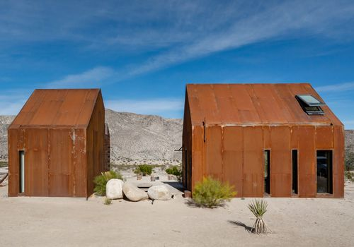 Desert Airbnb—tiny house for rent airbnb