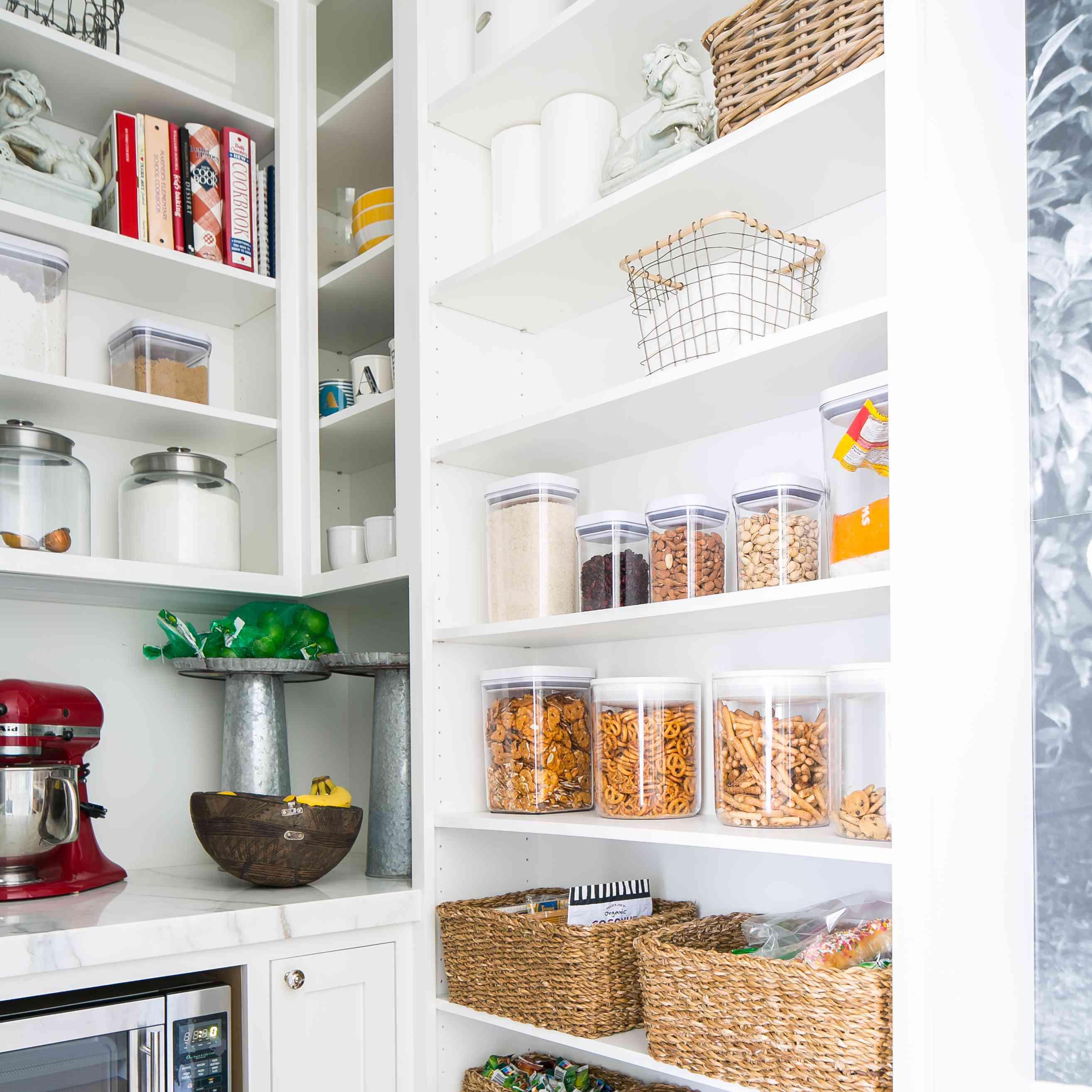11 Kitchen Storage Ideas That Make It Impossible To Be Disorganized