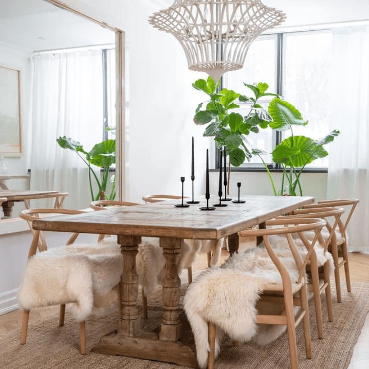 33 Standout Dining Table Décor Ideas, Dining Room Table Decor