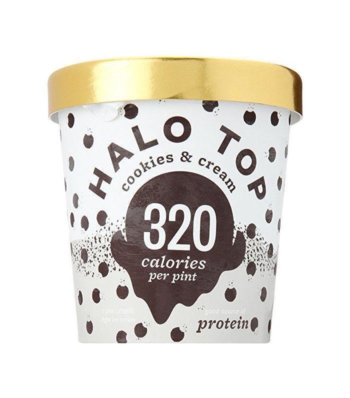 Halo Top Cookies & Cream