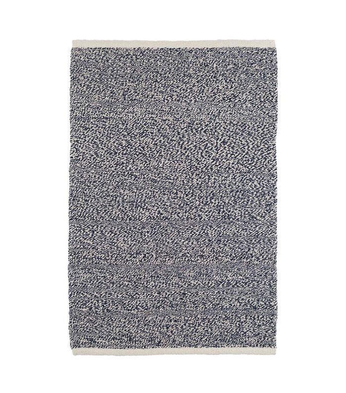 Dash & Albert Terry Indigo Woven Cotton Rug