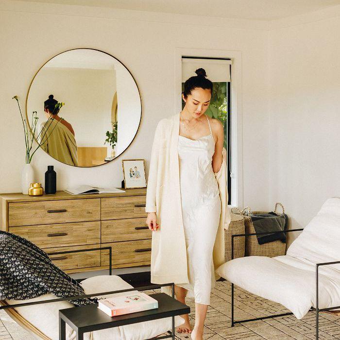 Chriselle Lim—Family room design ideas