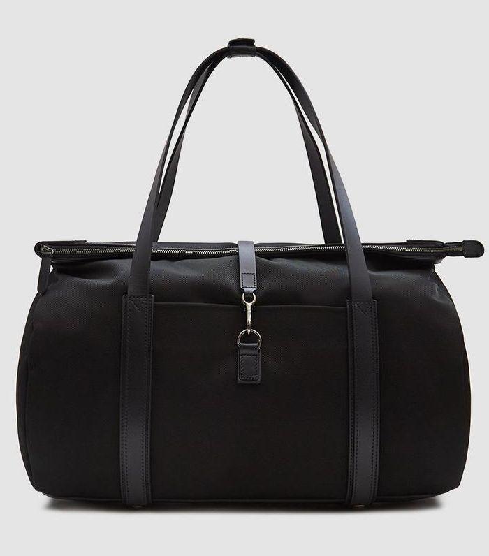 M/S Adventurer Weekend Bag in Black/Black