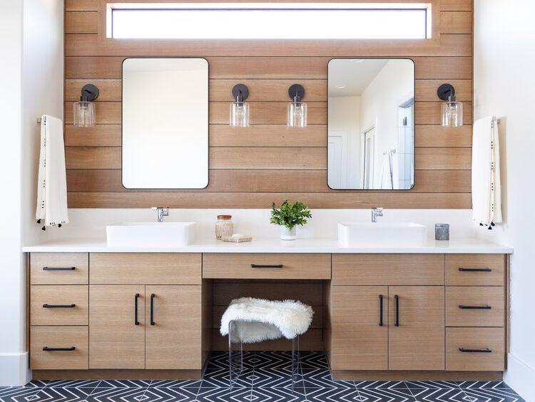 23 Gorgeous Bathroom Cabinet Ideas For, Modern Bathroom Cabinets Ideas