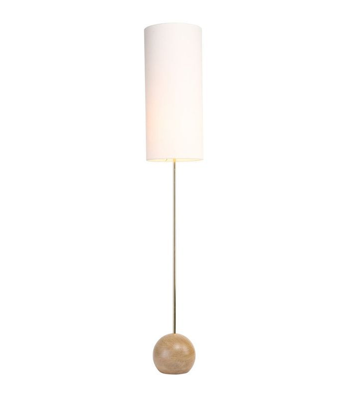 Stand Cylinder Shade Floor Lamp