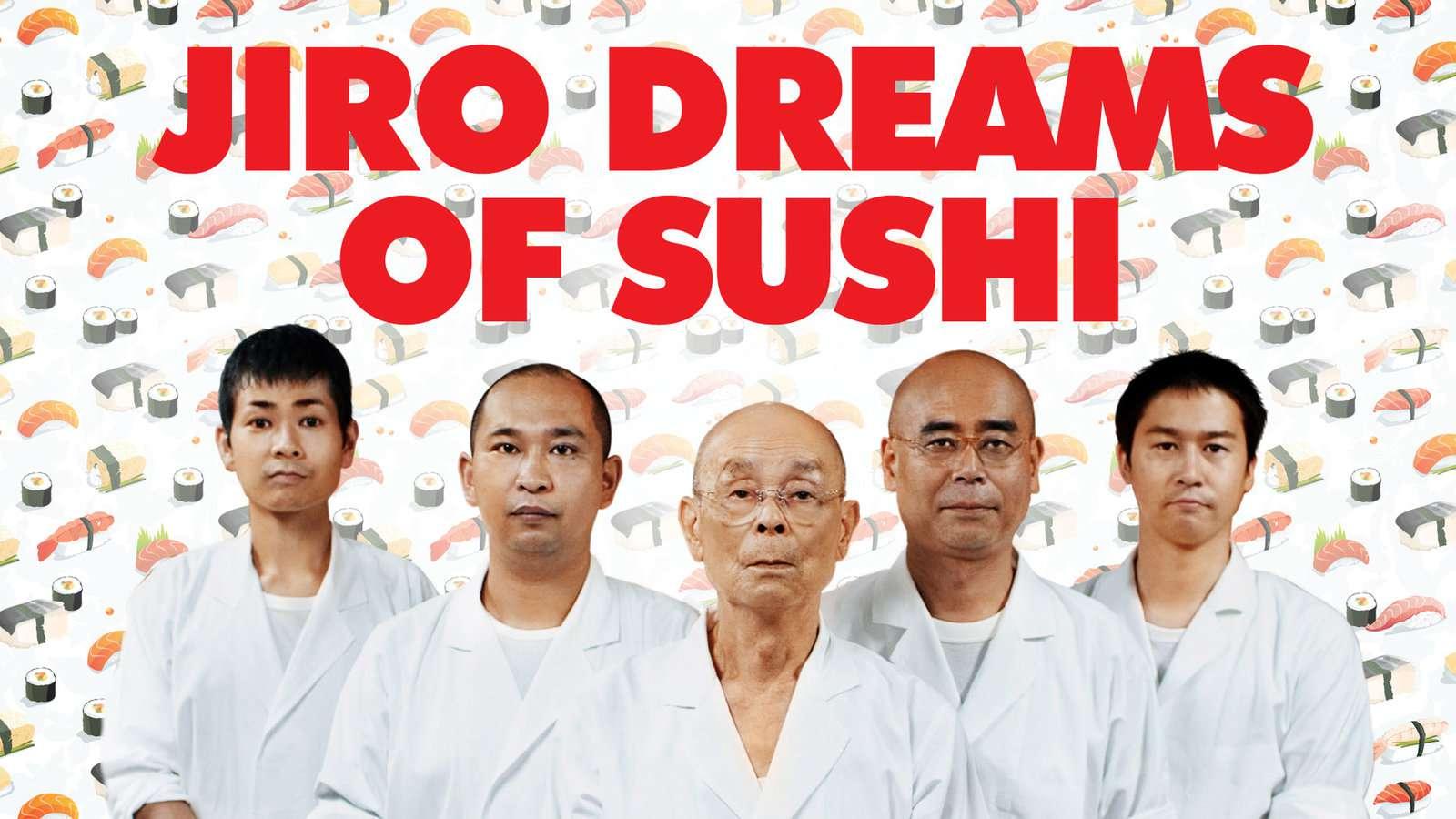 Jiro Dreams of Sushi documentary poster