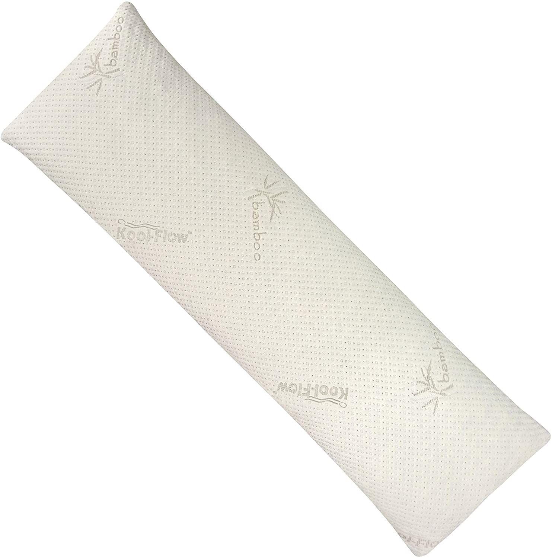 Snuggle-Pedic Bamboo Shredded Memory Foam