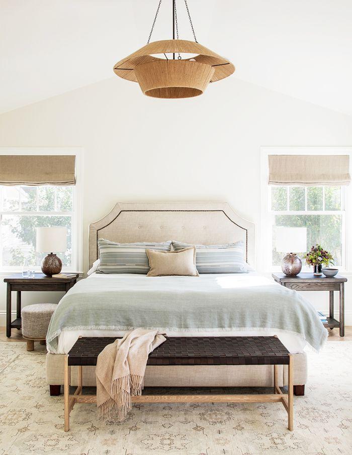 California Home Tour—Master Bedroom