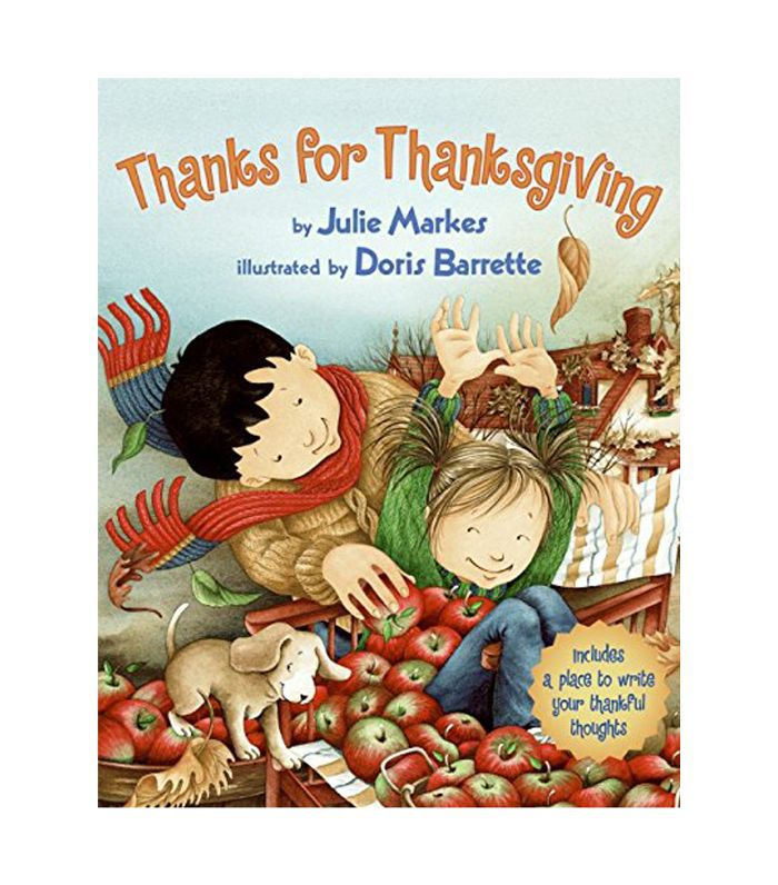 Thanks for Thanksgiving by Julie Markes Thanksgiving Books