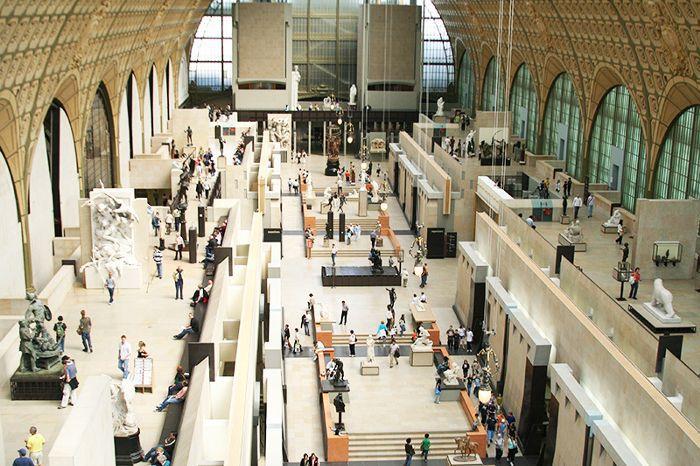 Musee d'Orsay—Paris