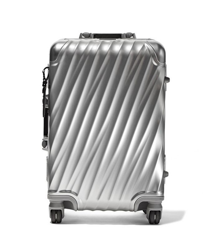 Tumi International Carry-On Aluminum Suitcase