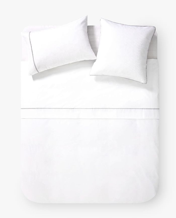 Zara Home Duvet Cover with Contrasting Border