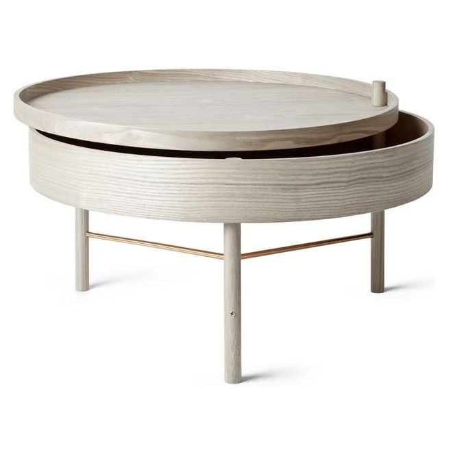 20 Small Round Coffee Tables To Maximize A Tiny Space