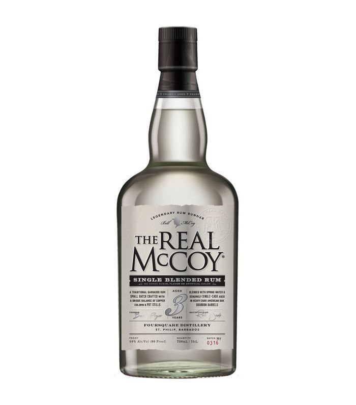 The Real McCoy 3-Year Rum