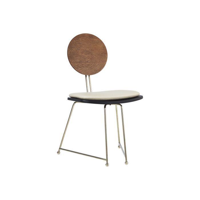 CB2 x Goop Cerchio Chair