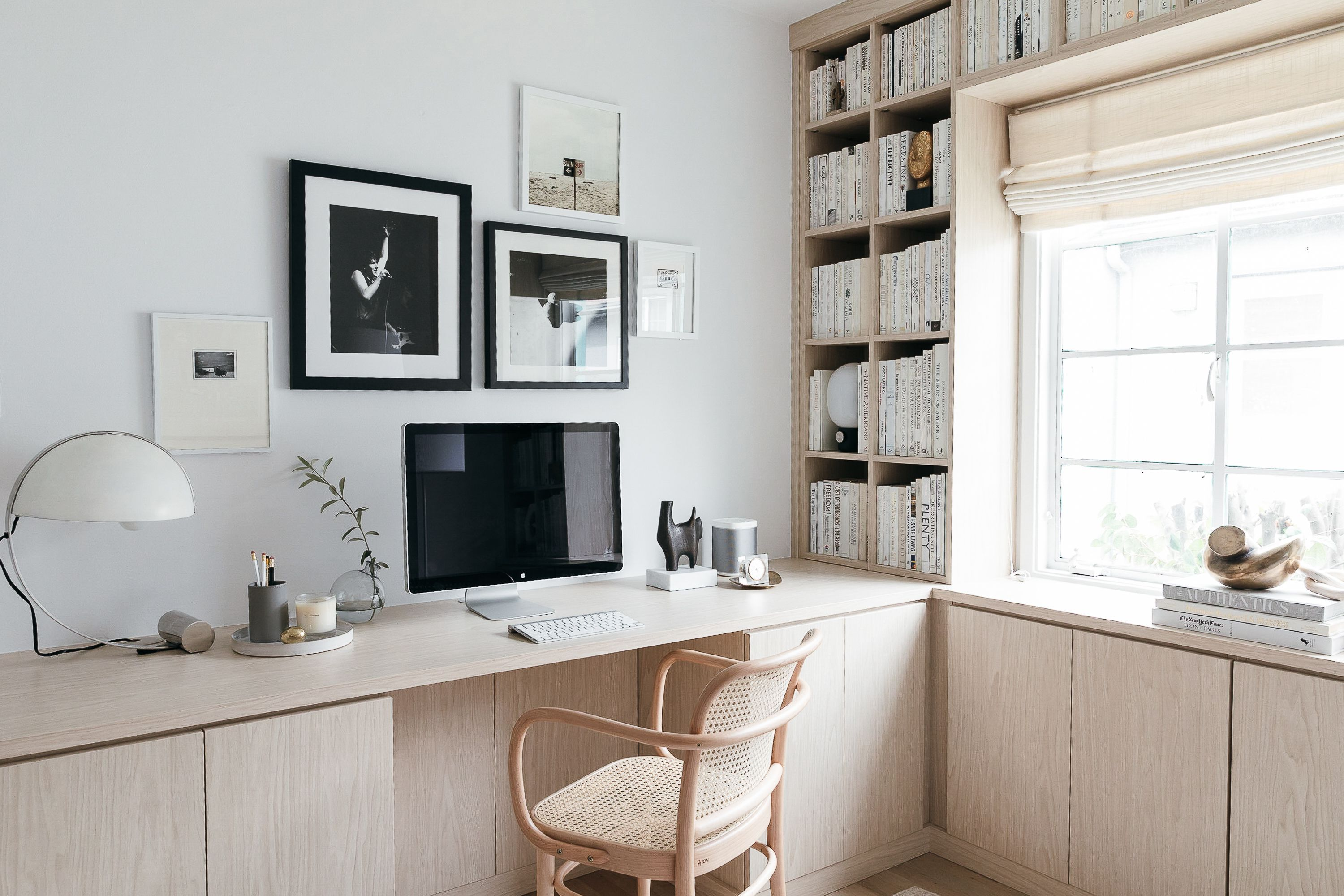 The First Five Things You Should Buy For Your Home Office, According to Bobby Berk