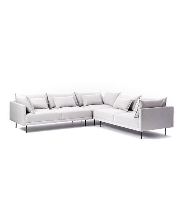 best modern sectionals