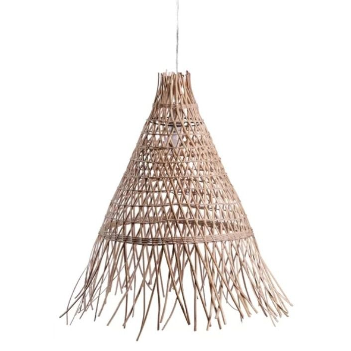 Bonds Rattan Pendant Lamp