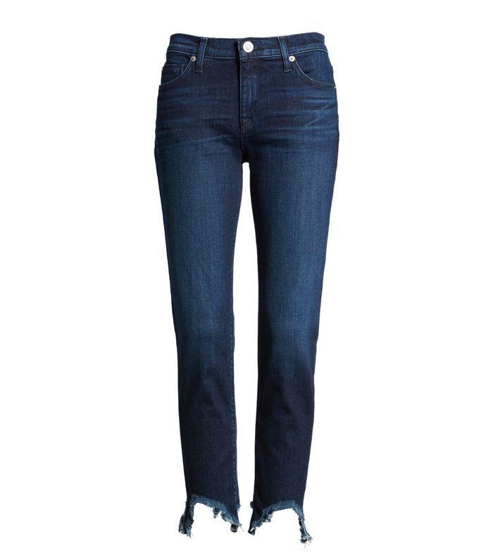 Tally Unfamed Hem Skinny Jeans