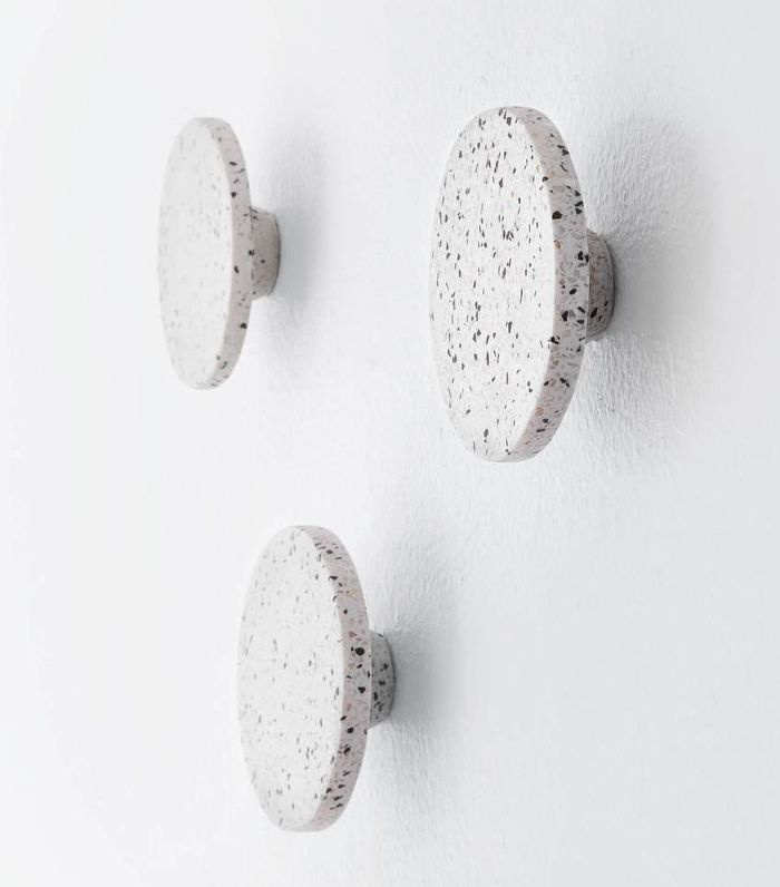 The Artisans of Mekong Sepon Terrazzo Wall Hooks
