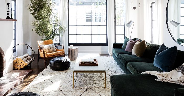 The 9 Green Velvet Sofas We All