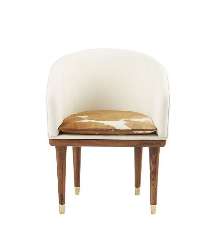 viceroy cowhide chair